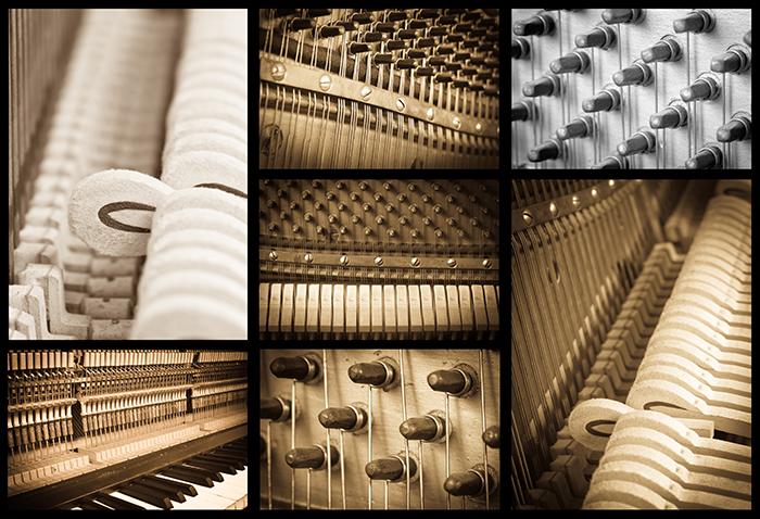 Warner Piano Services Tuning Adjustments Voicing