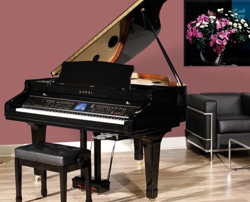 Kawai Digital Grand Piano CP209 New Used Piano Dealer Berlin NJ Cherry Hill Marlton