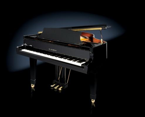 Kawai Grand Piano GX Blak 1 New Used Piano Dealer Berlin NJ Cherry Hill Marlton