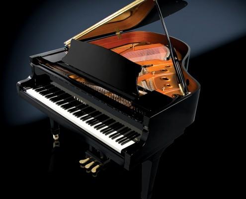 Kawai Grand Piano GX Blak 3 New Used Piano Dealer Berlin NJ Cherry Hill Marlton