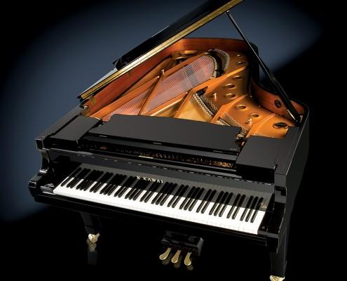 Kawai Grand Piano GX6 Blak New Used Piano Dealer Berlin NJ Cherry Hill Marlton